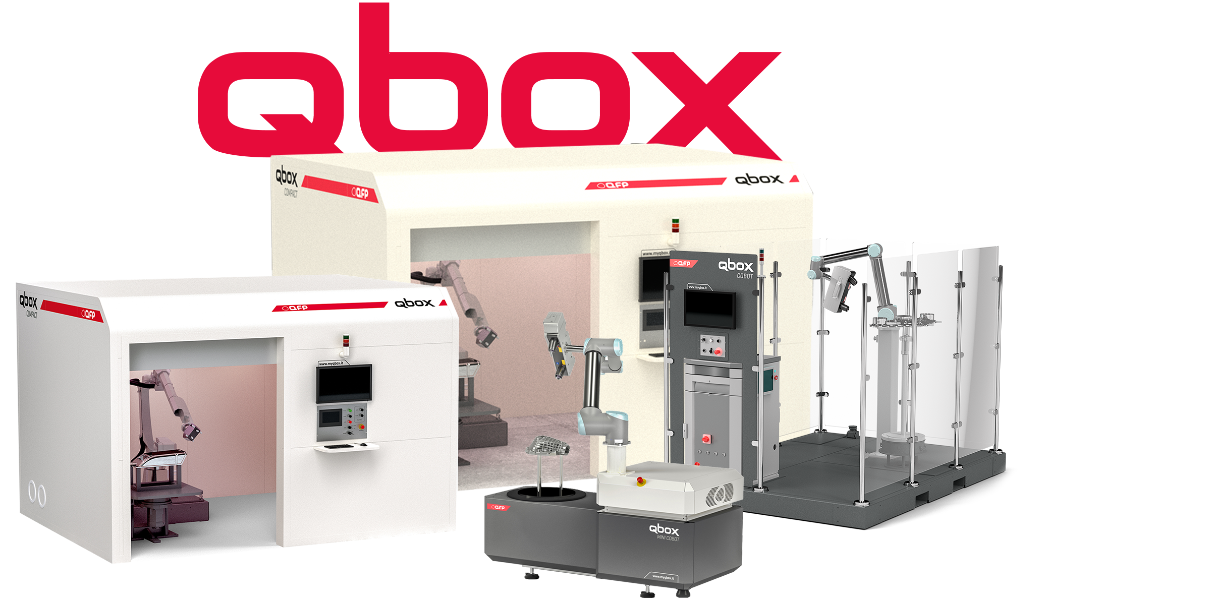 Qbox - 3D contactless measuring system